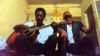 canton jones number 1 fan acoustic cover  by tyther with Dr Rhymes