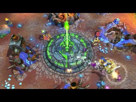 League of Legends Dominion Interview (Mac, PC)