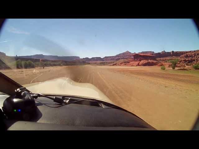 Caveman Ranch Takeoff