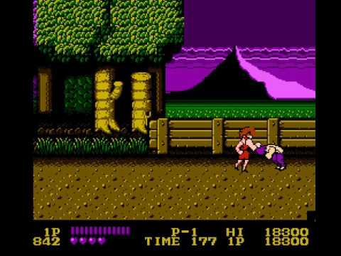 Repeat #3 Emulation: Double Dragon Reloaded - Stage 3