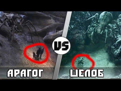 Шелоб vs Арагог [Битва пауков] Кто кого? Анонс