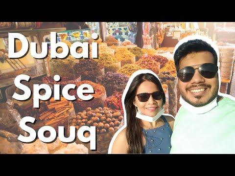 Exploring Spice Souk –  Dubai   Deira