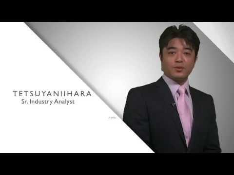 Niihara Tetsuya, Sr Industry Analyst
