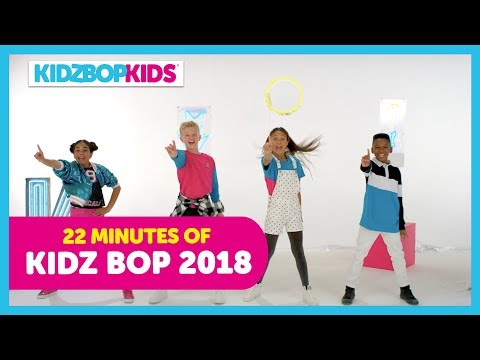 KIDZ BOP Kids - Stay, Castle On The Hill & Other Top Songs From KIDZ BOP 2018
