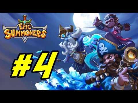 "Epic Summoners - 4 - ""5 Star Hunting"""