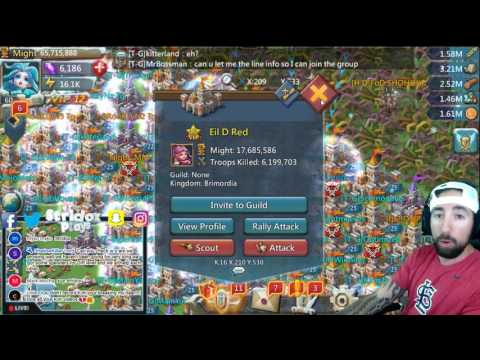 Lords Mobile THE IMPORTANCE IN USING YOUR LEADERS IN ATTACKS