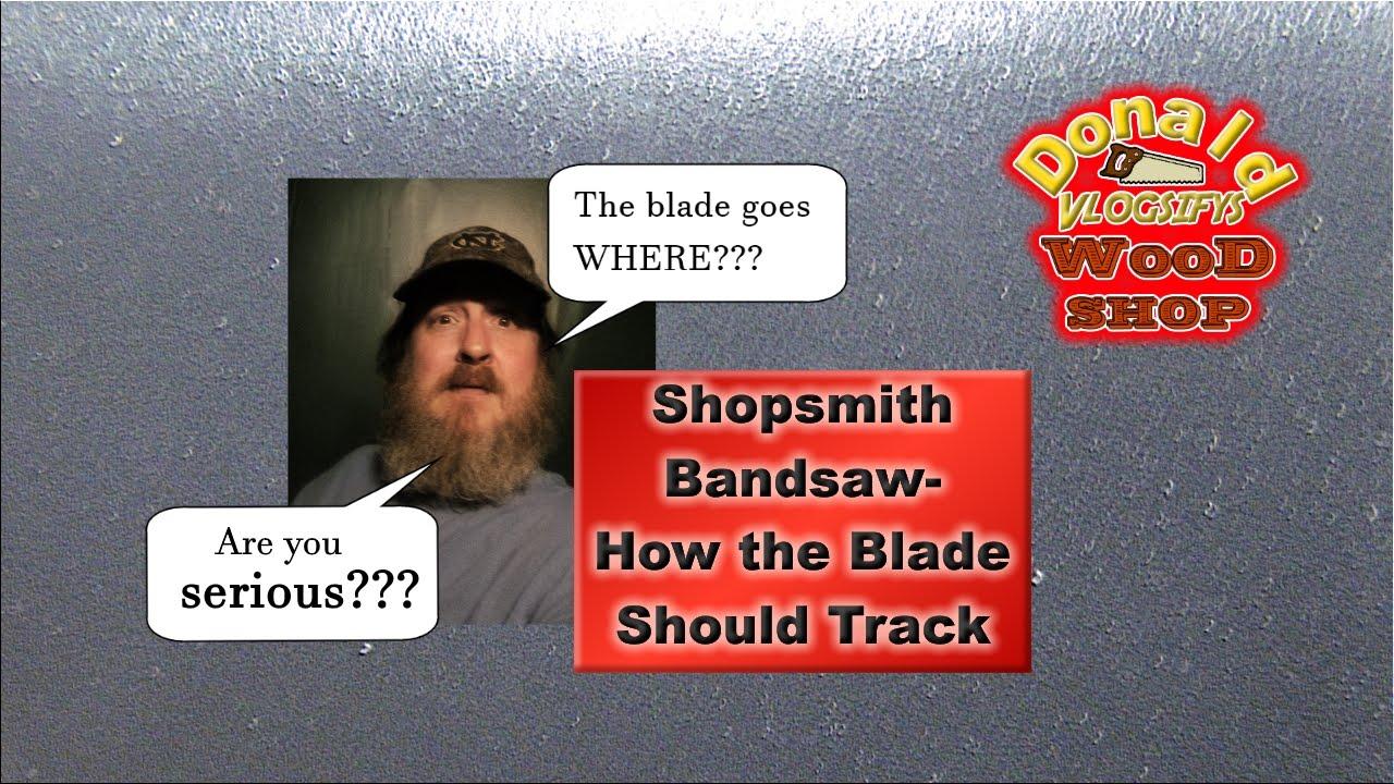 Shopsmith Bandsaw Blade Length