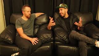 Rare Interview Of Linkin Park