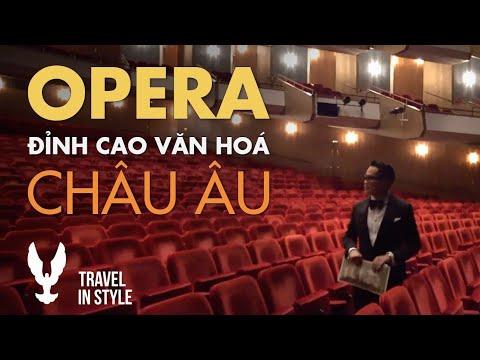 Đi xem Opera tại Hamburg!