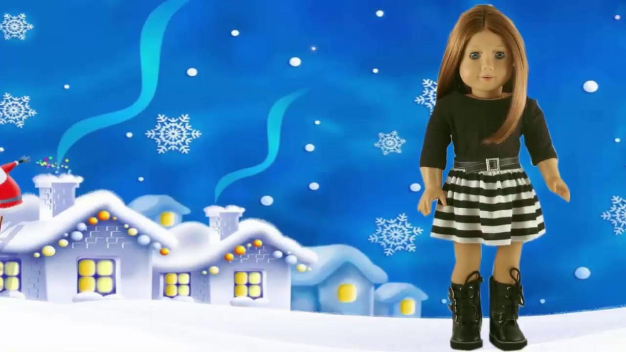 стих для детей про новый год' за окном мороз рисует' - YouTube