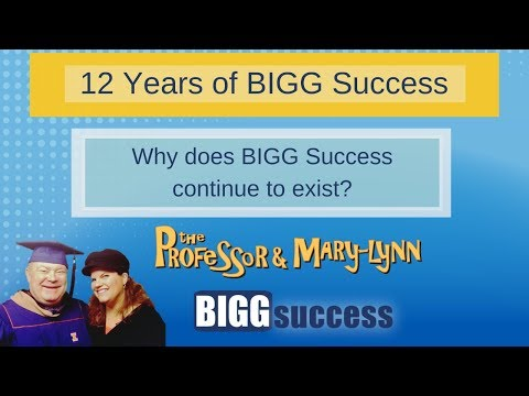 Why does BIGG Success continue to exist?