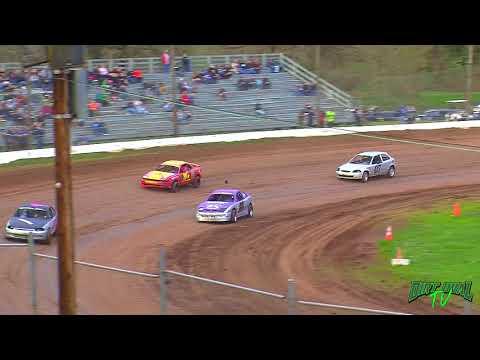 Hornets Trophy Dash Cottage Grove Speedway 3 31 18