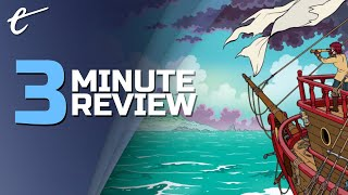 Curious Expedition 2 | Review in 3 Minutes (Video Game Video Review)