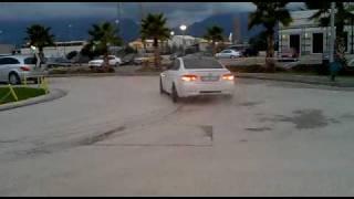 Drifting in Albania Street BMW M3