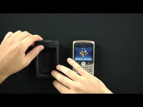 BlackBerry Curve 8300 Otterbox Impact Case