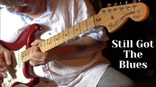 Still Got The Blues, Gary Moore. Improvisational Cover performed by Jon Crowe.