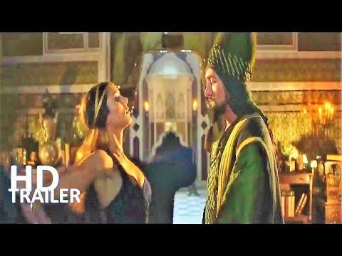 Aladdin Official Trailer 2018 | The Arabian Night | FanMade Trailer