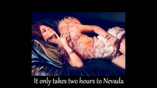 Lana Del Rey- Yayo (Instrumental With Lyrics On Screen)