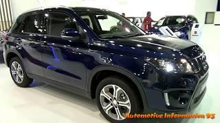 Suzuki Vitara 4WD 2017-2018 Next Models