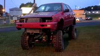 Biggest 4x4 Jetta Ever!