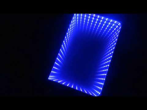 Смотреть Журнальный стол с эффектом бесконечности
