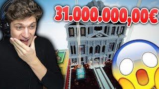 31.000.000€ GRUNDSTÜCK! (sollen wir schlechte Note geben?) 😨