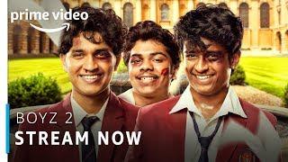 Boyz 2 | Stream Now | Marathi Movie | Amazon Prime Video