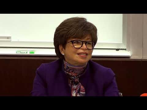 Law in the Era of #MeToo: A Conversation with Valerie Jarrett ...