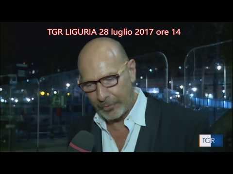 26 luglio 2017 Dado Moroni e Filarmonica Sestrese - Porto Antico - Genova