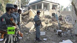 Al menos 43 militares han muerto en un ataque terrorista en Afganistán