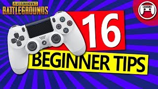16 PUBG PS4 Tips for Beginners - PlayerUnknown's Battlegrounds PlayStation Tips and Tricks