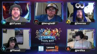 Repeat youtube video Heroes Powerhour 93: Lucio and Murky dominate the meta.