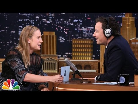 Thumbnail: The Whisper Challenge with Brie Larson
