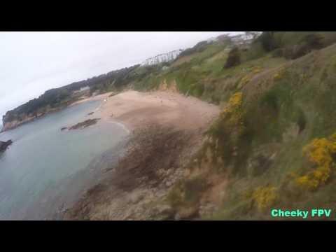 Flying in Jersey Channel island's