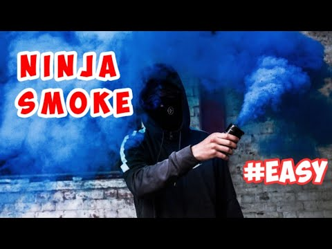 How to make a diy smoke Grenade #easy