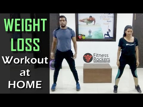 workout to lose weight fast  burn fat at home for women