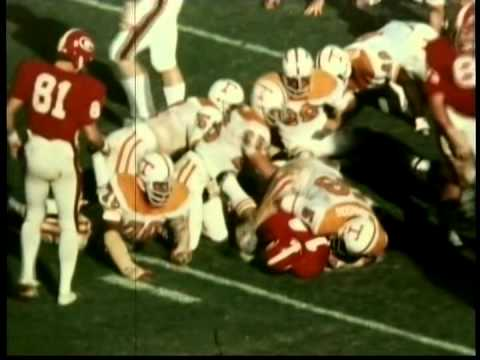 1972 # 13 Tennessee vs Georgia - YouTube