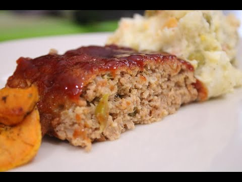 Turkey Meatloaf | Perfection