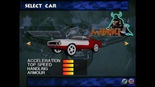 Demolition Racer - Parking Lot Gameplay (PC)