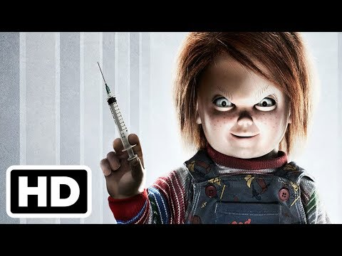 трейлер 2017 - Cult of Chucky - Exclusive Red Band Trailer (2017)