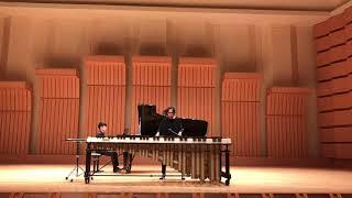 The Russian marimba concerto by Sergei Golovko | Ming Yang