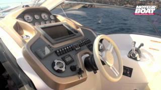 SESSA C35 - Essai moteurboat.com