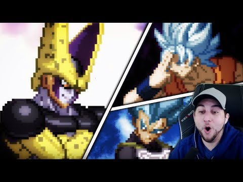 LETS BRING BACK CELL!! | Kaggy Reacts to [What-If] Gohan, Goku and Vegeta VS Golden Cell.