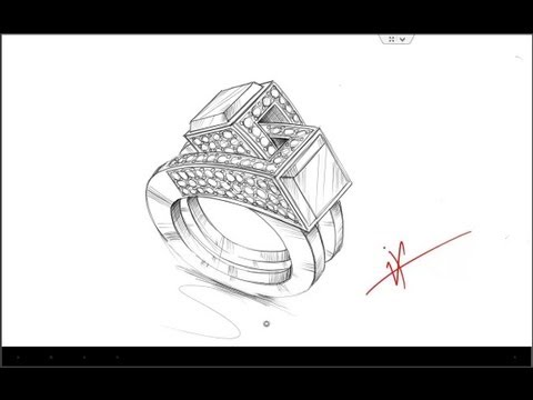 Galaxy Note 10.1 & Jewelry design Ring 3
