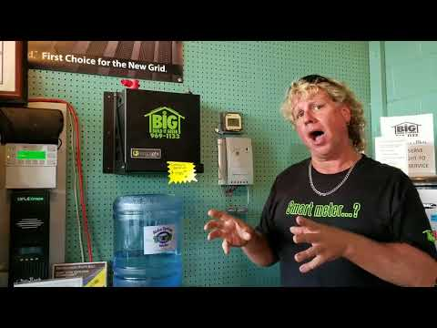 Real 100% Solar Powered Store Shop Home - Build it Green 808
