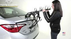 Saris Sentinel 2 & 3 Bike Rear Cycle Carrier Overview