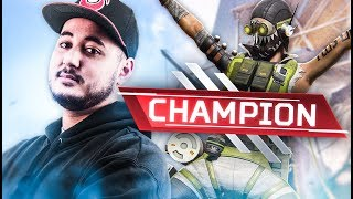 LE RETOUR SUR APEX LEGENDS EN SOLO ! (TOP 1)