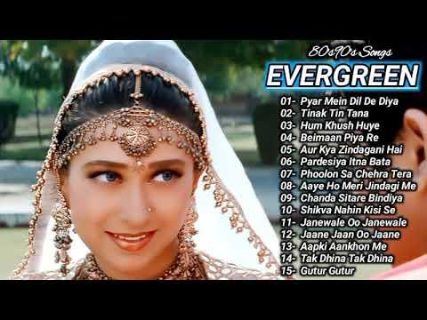 Download Hindi Melody Songs l Superhit Hindi Romantic Songs lKumar Sanu, Udit Narayan, Alka Yagnik