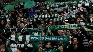 Sporting Clube de Portugal Fans - Best Chants/Melhores Cânticos (Letra/Lyrics) (Part 1)