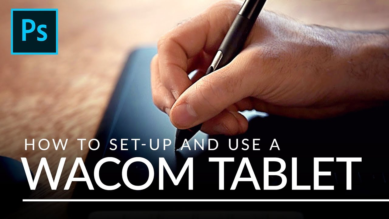 Using a Wacom Tablet for Editing | Fstoppers